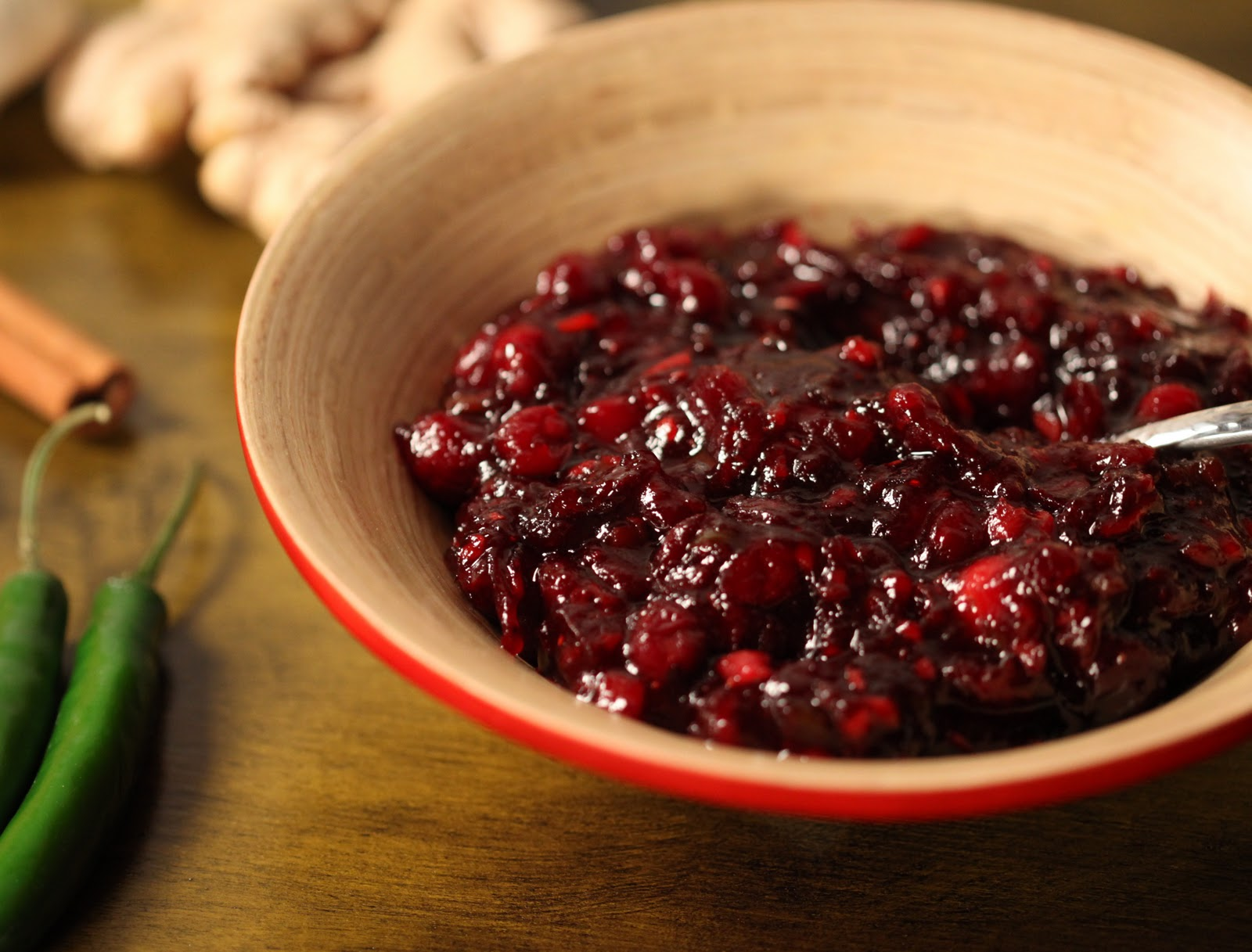 Eat to Beat: Cranberry Apple Chutney