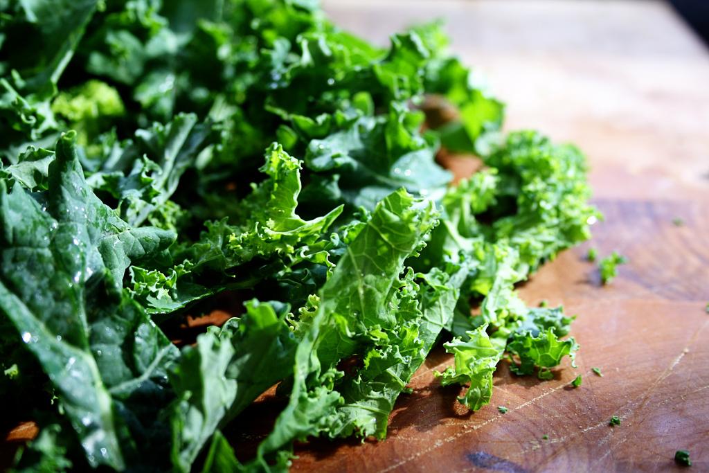 Eat to Beat: Kale